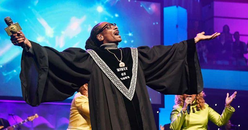 Snoop Dogg бойынша Інжіл: Рэп белгішесінің діни үндері