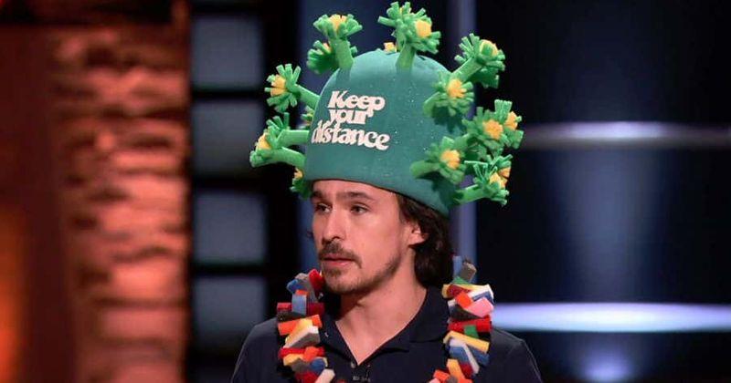 Putu ballīšu cepures uz 'Shark Tank': Kas ir dibinātāji, kādas ir izmaksas un kur var saņemt pēc pasūtījuma izgatavotas cepures?