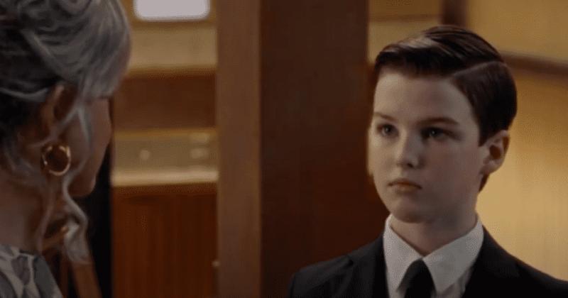 """""""Млади Схелдон"""" Сезона 4, епизода 2: Георгие открива Маријину тајну, али може ли Схелдон преболети губитак посла?"""