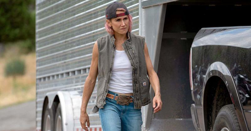 EXCLUSIVO | A estrela de 'Yellowstone' Jennifer Landon diz que sabia que Taylor escreveria uma grande coisa para o papel de Teeter