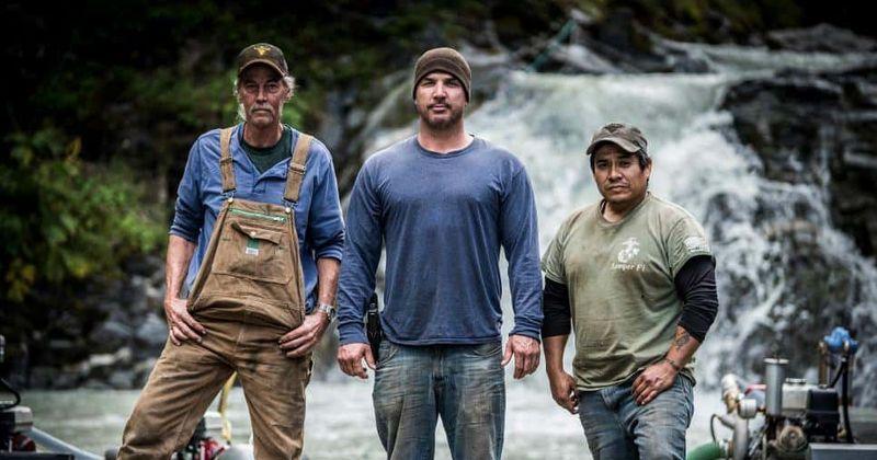 'Gold Rush: White Water' 3. sezonas 8. sērija turpina Dastina veiksmi, spriedzi un briesmas vajā Freda nometni