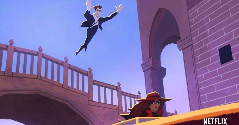 Crítica da terceira temporada de 'Carmen Sandiego': um relógio perfeito em bloqueio, show celebra máscaras de todo o mundo