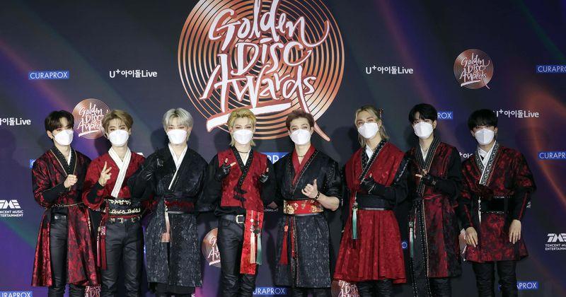 Golden Disc Awards 2021 Red Carpet- ի տեսք. BTS, Stray Kids, TXT, Twice և բոլոր K-pop երաժշտությունները, որոնք ցնցեցին երաժշտական իրադարձությունը