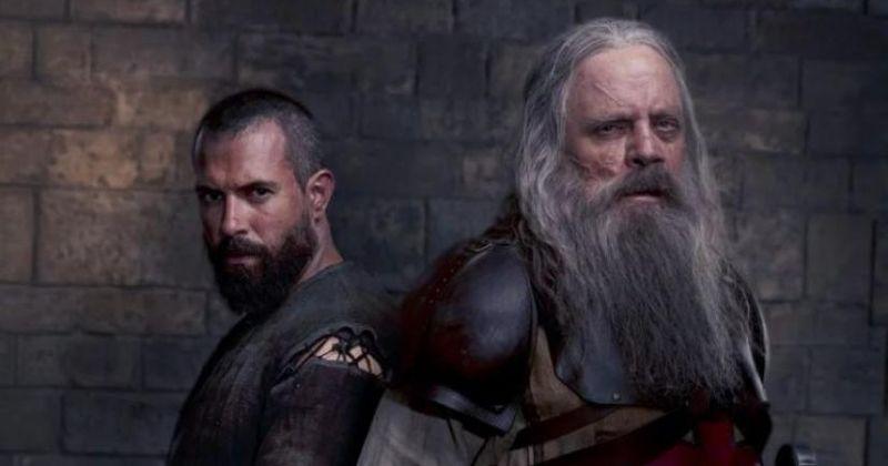 Antevisão da 2ª temporada de 'Knightfall': a redenção de Landry não é fácil quando ele é desafiado pelo novo Mestre Templário Talus