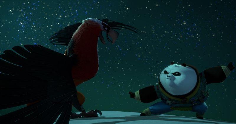 Тағдырдың лапалары: Жиндиамен танысыңыз, соңғы 'кунг-фу панда' жауызы сізді өзінің теңдесі жоқ зұлымдықпен ашуландырады