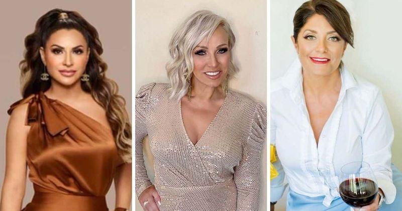'Real Housewives of New Jersey': Quem são as 5 donas de casa mais ricas? Uma olhada em suas riquezas e riquezas