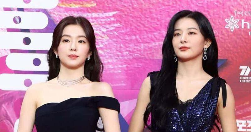 Red Velvet- ի Irene- ը և Seulgi- ն թողնում են «Monster» չարամիտ տեսահոլովակը, երկրպագուները հանդես եկան «lesbian vampire fiction» տեսությամբ