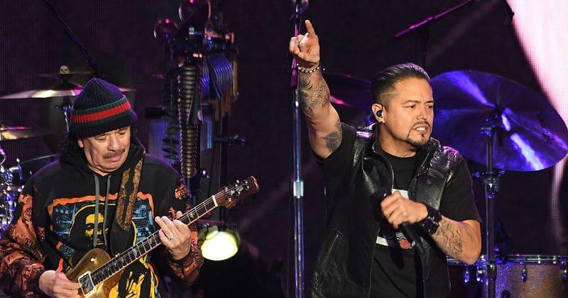 O vocalista principal do Santana, Andy Vargas, lançará o single solo de estreia em 15 de março antes da turnê 'Supernatural Now'
