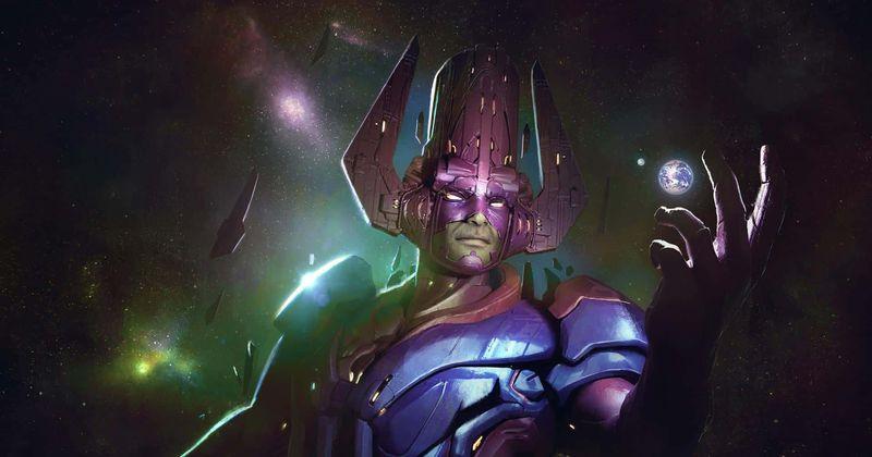 É hora de a Marvel apresentar Galactus, devorador de planetas, como o próximo grande vilão da fase 4