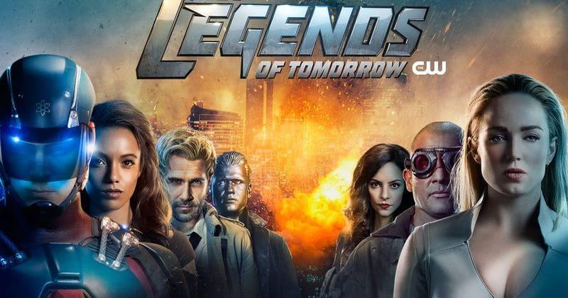 Arrowverse mega-crossover 2018: Como 'Legends of Tomorrow' pode lançar o sutil link 'Elseworlds'