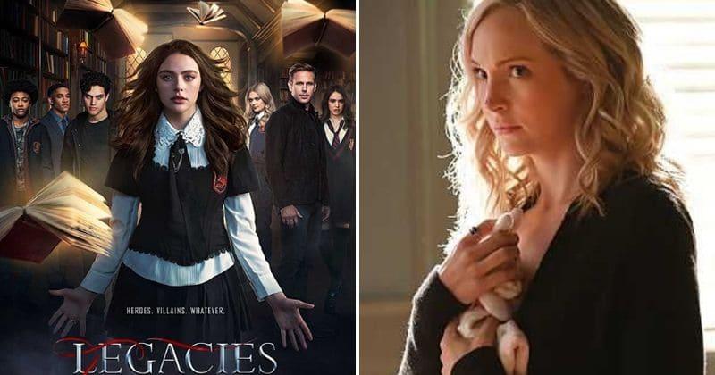 'Legados': o mistério por trás da ausência de Caroline Forbes irá lentamente se desvendar, diz o showrunner