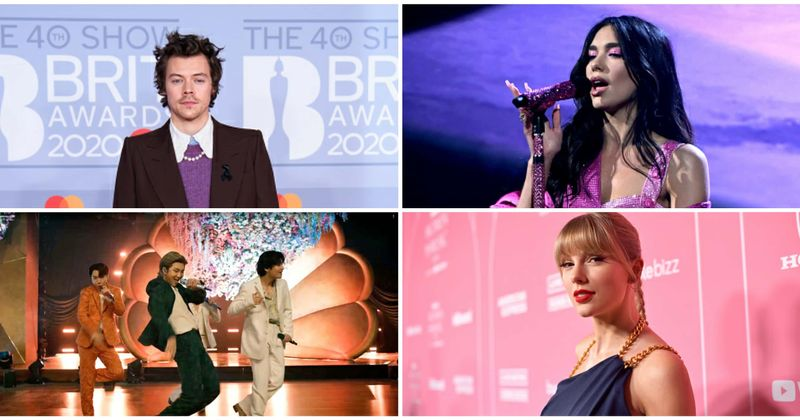 BRIT verðlaun 2021: Hvernig á að kjósa? Á fullum tilnefningalista eru BTS, Harry Styles, Dua Lipa og Taylor Swift