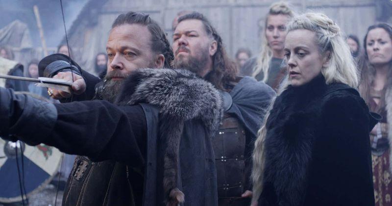 A 3ª temporada de 'Nórdicos' 'contará a história que o levou à 1ª temporada', mas 'não se afastará muito', dizem os criadores