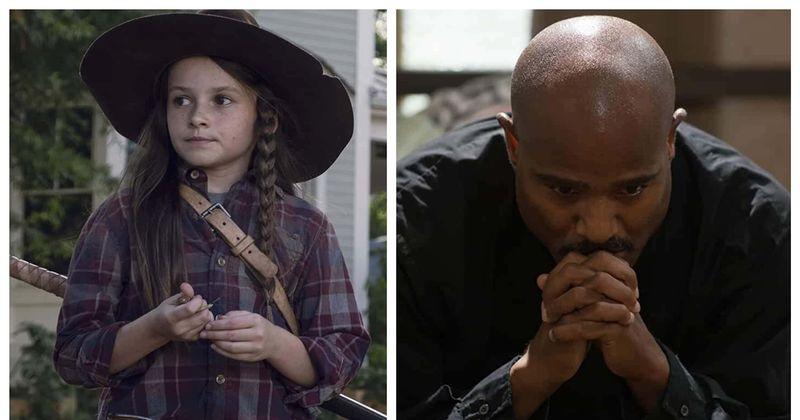 Final da 10ª temporada de 'The Walking Dead': Padre Gabriel morrerá tentando salvar Judith?
