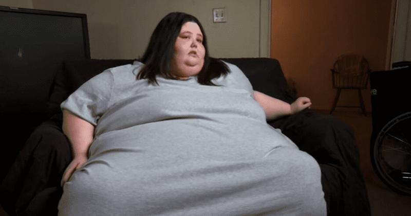 'Minha vida de 600 libras': Christina Phillips derramou 525 libras, mas ficou com um divórcio e um distúrbio alimentar no final