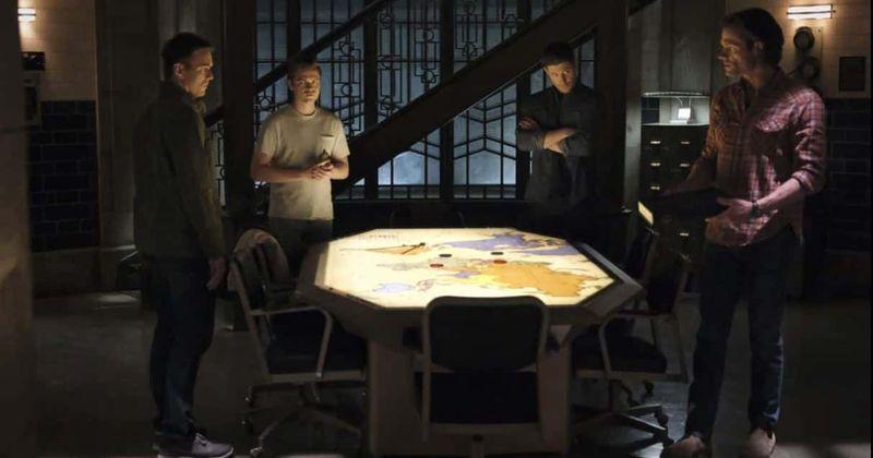 Episódio 15 da temporada de 'Supernatural' 15: É por isso que Jack como Deus 2.0 não trouxe Castiel ou Eileen de volta
