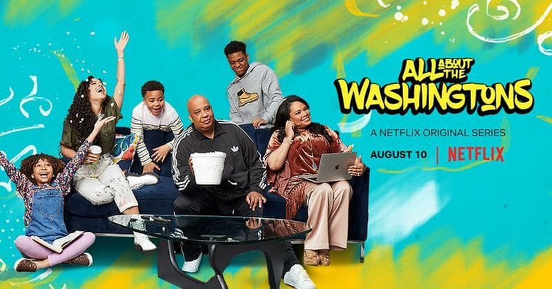 O elenco da mais nova sitcom da Netflix, 'All About The Washingtons', diz a você o que esperar desta divertida série autobiográfica familiar
