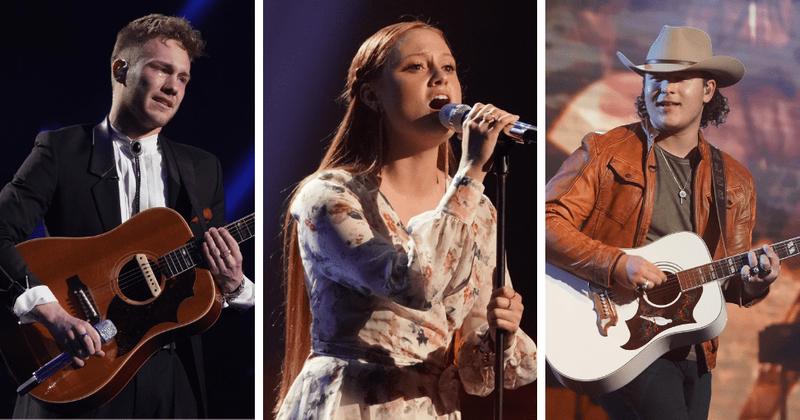 Lista completa dos 9 melhores da 19ª temporada de 'American Idol': Hunter Metts, Cassandra Coleman a Caleb Kennedy, aqui está o alinhamento