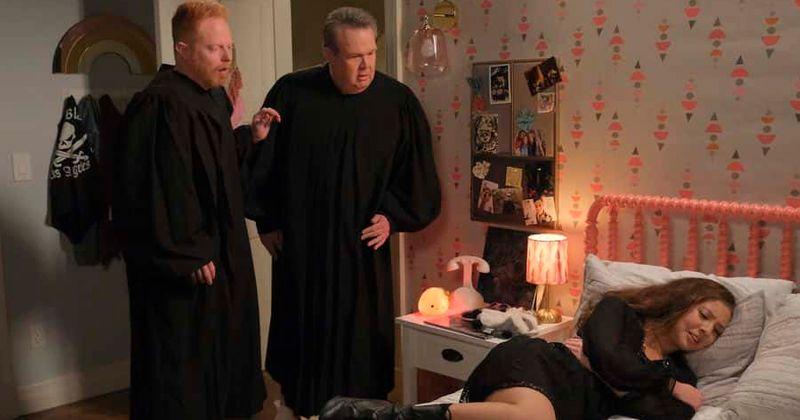 Episódio 11 da 11ª temporada de 'Modern Family': 'Spuds' traz Lily de volta, Mitch e Cam a acompanham em seu primeiro encontro