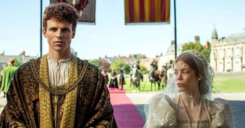 «Իսպանացի արքայադուստր» 2-րդ եթերաշրջան. Հանդիպեք Charlotte Hope- ի, Ruairi O'Connor- ի և վերջին 8 դրվագների նոր կազմի հետ