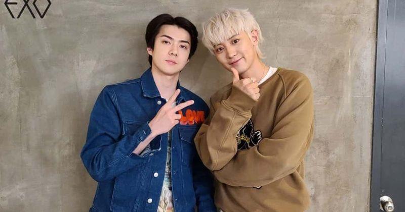 Chanyeol e Sehun omitidos do próximo show de SM Town, fãs irritados dizem 'EXO-SC merecia melhor'