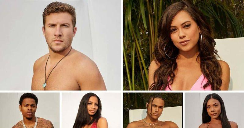 Os casais de 'Ex on the Beach' Shannon-Devin, Ariana-Mechie e Kenya-Tevin se separaram logo após o término das filmagens do programa