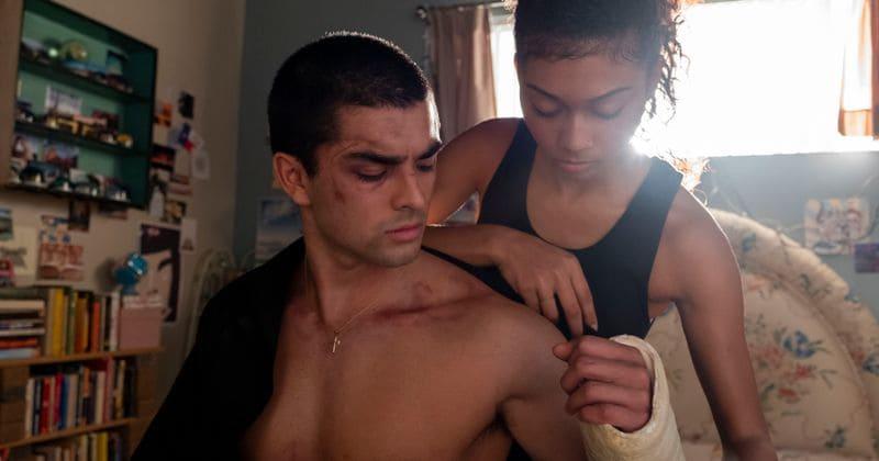 Em Romeu e Julieta de My Block, também conhecido como Diego Tinoco e Sierra Capri, revelam como é ser os amantes infelizes César e Monse