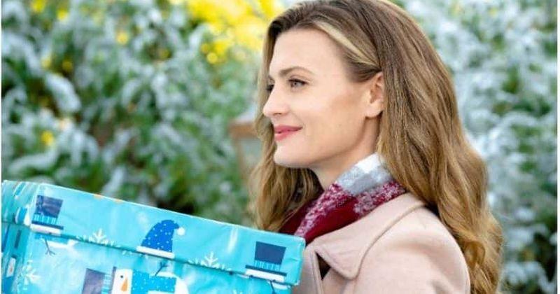 'Godwink Christmas: Second Chance, First Love': Tutvuge selle piduliku Hallmarki filmi osatäitjate Brooke D'Orsay ja Sam Pageiga