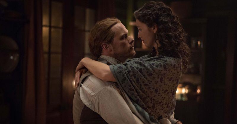 Melhores e piores cenas de sexo da 5ª temporada de 'Outlander', desde o sexo na janela de Jamie e Claire até uma revigorante punheta
