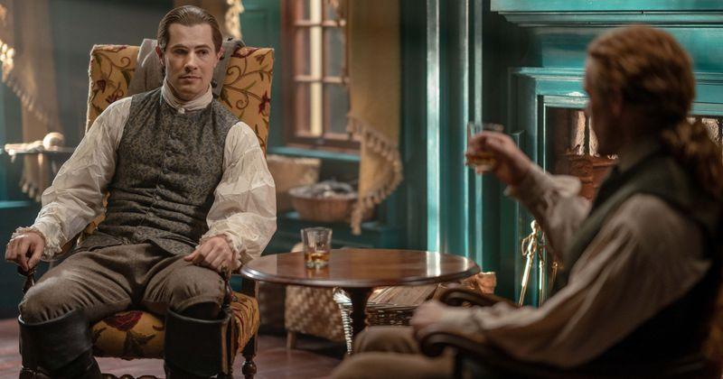 'Outlander' Temporada 5 Episódio 11: Lord Gray treinando Willie para ser um conde inglês pode virar pai contra filho