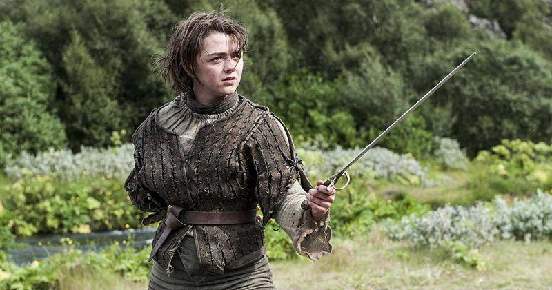 Vai īstā Arija Starka, lūdzu, piecelsies? Iespējams, ka Ārija nekad nav pametusi Melnbalto namu