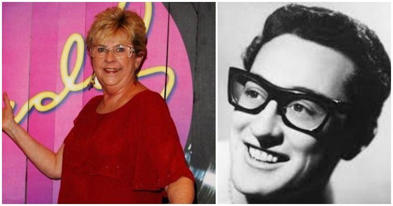 'Peggy Sue' de Buddy Holly falece aos 78 anos