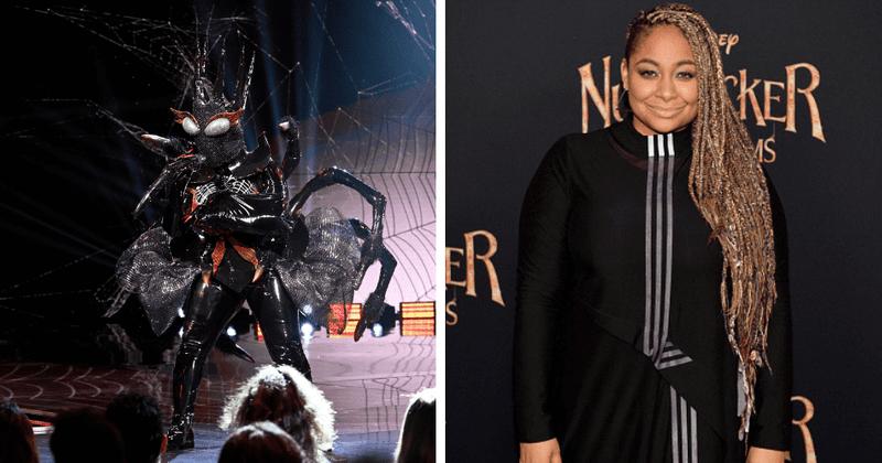 2ª temporada de 'The Masked Singer' Episódio 7: Raven-Symone tira sua máscara de Viúva Negra e os fãs estão felizes por terem acertado