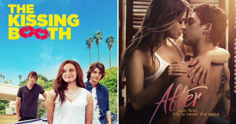 """Holivudas studijas pēc filmu """"The Kissing Booth"""", """"After"""" un """"Light As A Feather"""" panākumiem dodas uz filmu idejām."""