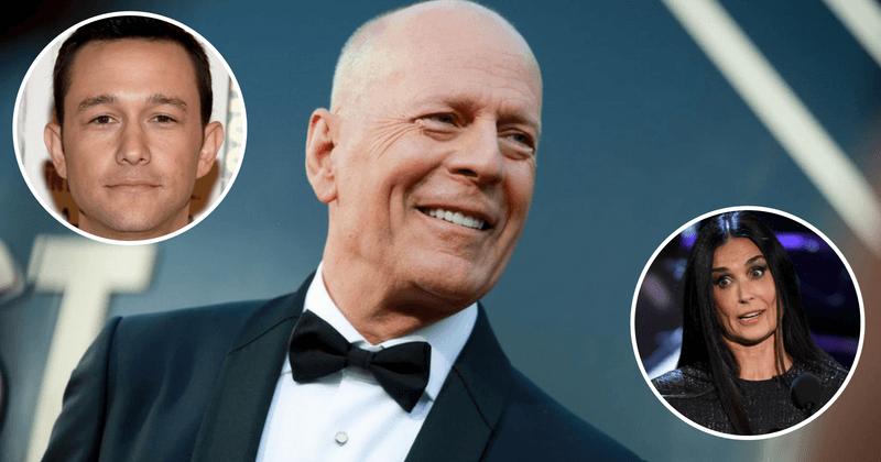 Najboljše šale iz pečenke Brucea Willisa na Comedy Central, vključno z Demi Moore