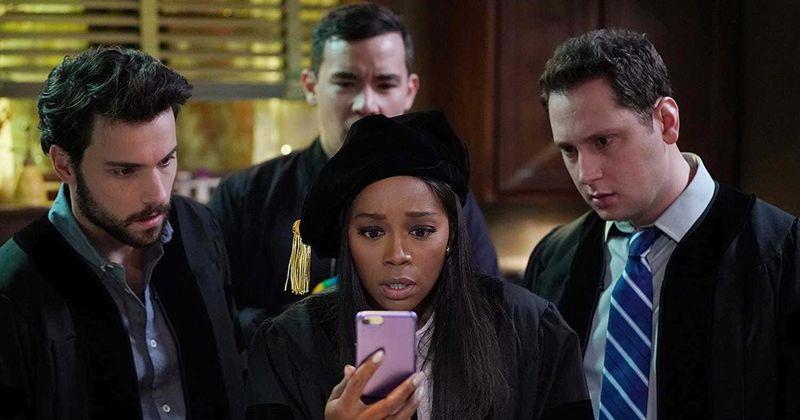 'How To Get Away With Murder' seizoen 6 laat fans met een miljoen vragen achter als de show doorgaat na de midseizoenfinale van Cliffhanger