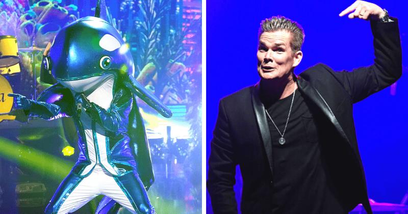 'The Masked Singer': Mark McGrath do Sugar Ray desmascarado como Orca, aqui estão todas as pistas que você pode ter perdido