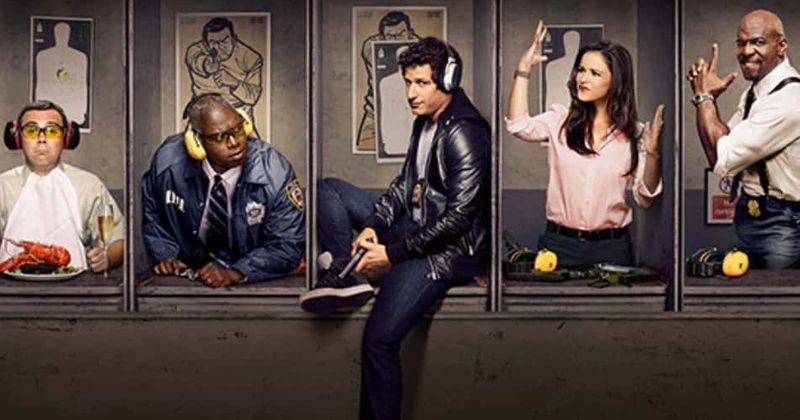 """""""Brooklyn Nine-Nine 7"""" sezonas: išleidimo data, siužetas, aktoriai, naujienos ir visa kita apie mėgstamą policininkų komediją"""