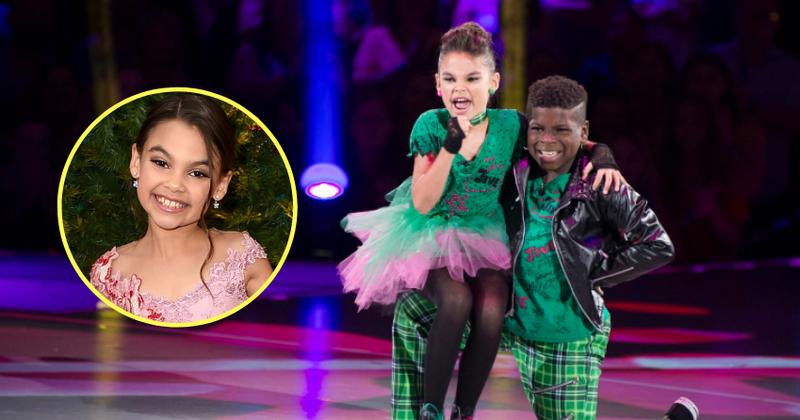 `` Dancing with the Stars: Juniors '': Ariana Greenblatt et Artyon Celestine méritent de gagner cette saison