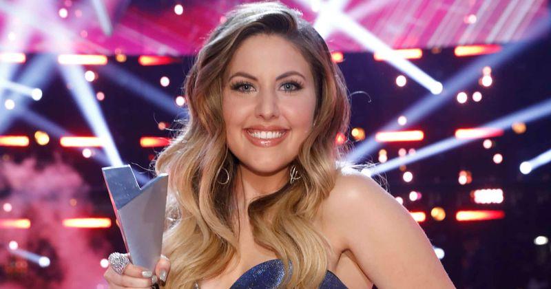 Победница сезоне 'Тхе Воице', Маелин Јармон, каже да нова музика долази ускоро
