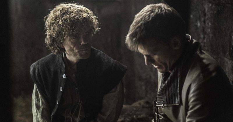 O último adeus de Tyrion e Jaime Lannister no episódio 5 de 'Game of Thrones' deixou os fãs em lágrimas e por um bom motivo