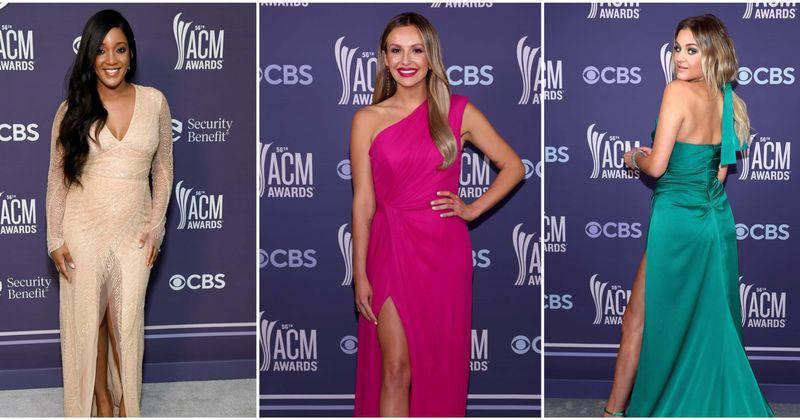 2021 Aparência do tapete vermelho do ACM Awards: Mickey Guyton, Kelsea Ballerini para Carly Pearce, 10 estrelas que roubaram o show