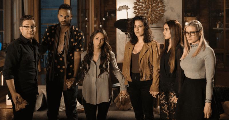 'Čarovniki' se bodo končali po 5. sezoni, raztreseni oboževalci želijo, da ga Netflix prevzame kot igralsko vlogo, ustvarjalci se jim zahvalijo