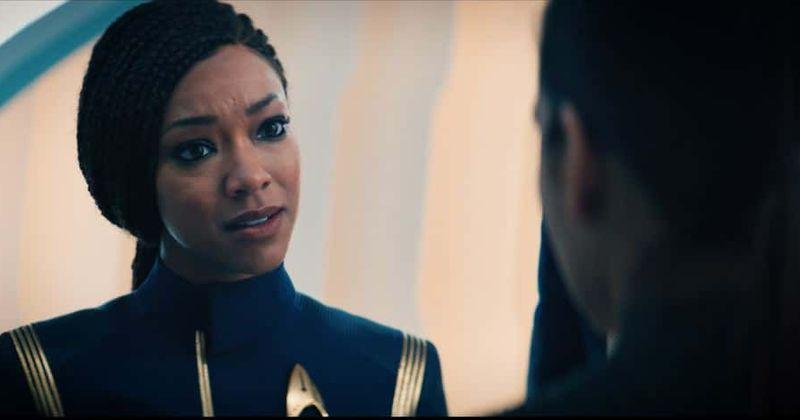 'Star Trek: Discovery' Temporada 3 Episódio 5: Ovos de Páscoa 'Voyager' fazem os fãs dizerem 'finalmente, algum reconhecimento'