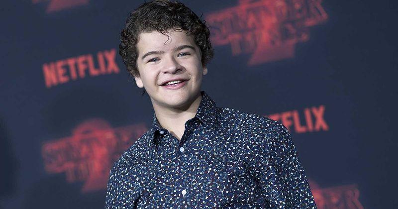 A condição óssea rara da estrela de 'Stranger Things', Gaten Matarazzo, é o fator que define seu personagem Dustin