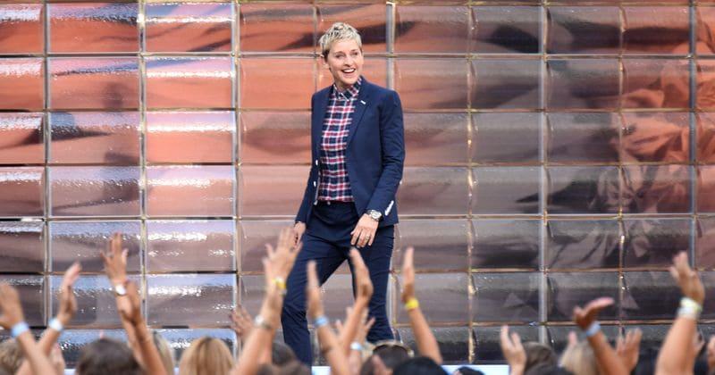 Ellen DeGeneres envisage de se retirer de son populaire talk-show de jour 'The Ellen DeGeneres Show'