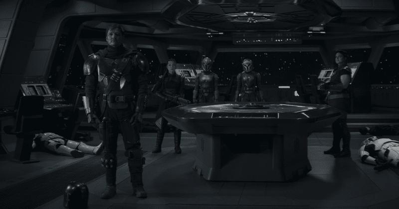 'Mandalorian' 2. sezonas 8. sērija: Vai Kylo Ren nogalināja Grogu? Ventilatori asarās pēc 'episkā' beigām