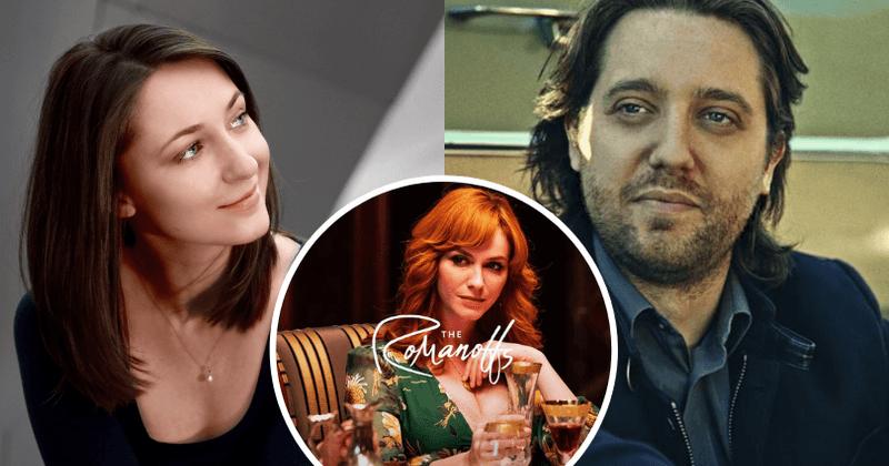'The Romanoffs': dupla musical Giona Ostinelli e Sonya Belousova sobre a pontuação para a 'paleta musical sofisticada' da antologia