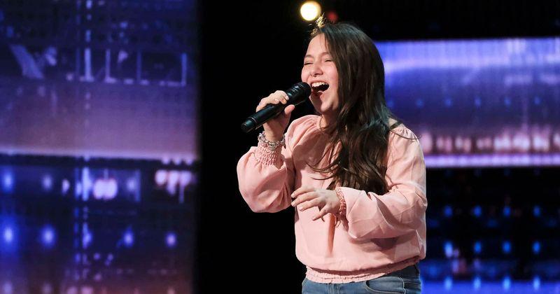 «America's Got Talent» սեզոն 15 սերիա 2-րդ սերիա. Roberta Battaglia- ի անհավատալի ձայնը նրան տալիս է ոսկե ազդանշան