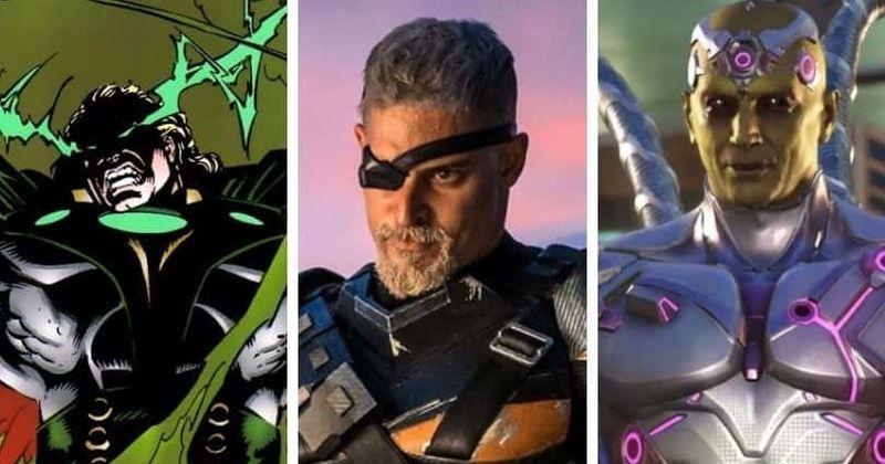 'Justice League' Snyder Cut: Joker vietā atkal varēja izpētīt 5 klasiskas ļaundari DC filmas